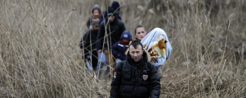 Kaotično stanje s kosovskim migrantima na srpsko-mađarskoj granici