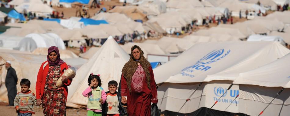 Teški životi sirijskih izbjeglica