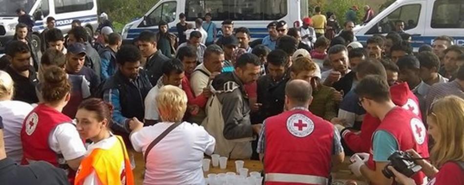 Riječki Crveni križ prikuplja pomoć za izbjeglice