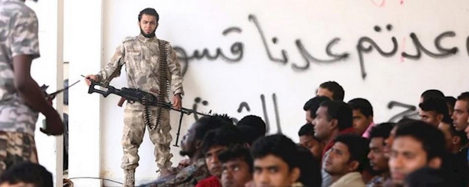 Pogled kroz njihove oči: na koji način izbjeglice vide zlostavljanja koja se događaju u Libiji