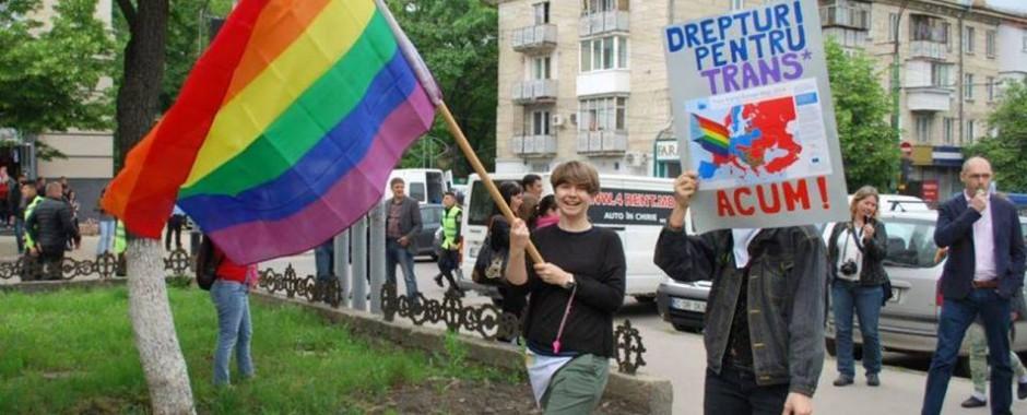 Zagovaranje LGBT prava