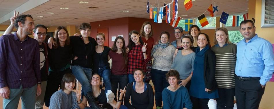PaRiterke na treningu o rodnoj diskriminaciji
