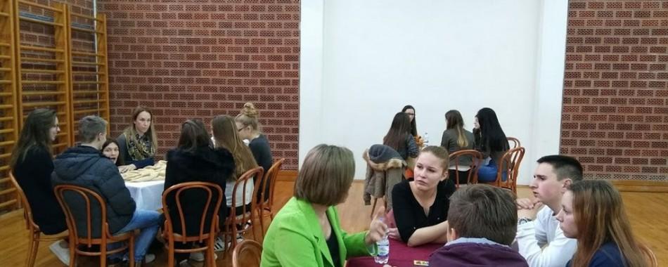 Održana je prva Živa knjižnica u sklopu projekta Faktor promjene