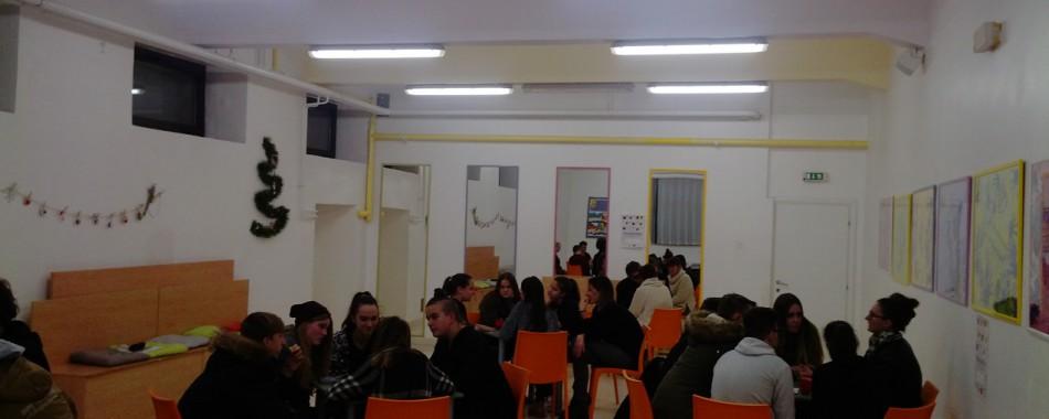 Živa knjižnica prvi put u Domu učenika Sušak